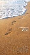 クリスチャンダイアリー<br>2021年フットプリント<br>59876の商品画像
