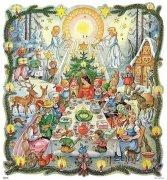 アドベントカレンダー 59718 森の祝会の商品画像