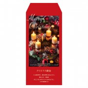 クリスマス献金袋 XK20B(50枚入り)ルカ2:14 (59887)の商品画像