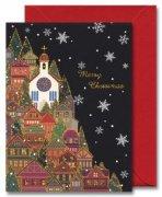 【DAG掲載/取り寄せ】クリスマスカード  S200-83の商品画像