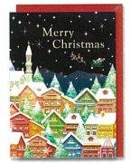【DAG掲載/取り寄せ】クリスマスカード S200-137の商品画像