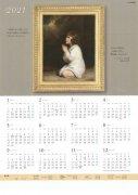 JBSホームカレンダー2021<br>「幼きサムエル」<br>(ビニールチュブつき)(DAG2020-2021 p.8)の商品画像
