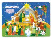 【Olives掲載/取り寄せ】クリスマスボードパズル 降誕 59428の商品画像