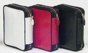 【新定価】P1415R<br>ジッパー付聖書カバー 中型判ピッグスキン 〈赤〉の商品画像