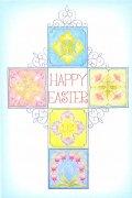 山崎美枝子イースターカード16 花のクロスの商品画像