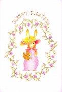 山崎美枝子イースターポストカード(イー1)の商品画像