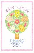 山崎美枝子イースターポストカード (イー3)の商品画像
