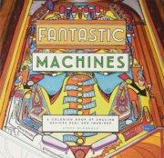 ファンタスティック マシーン<br>ペーパーバック – 塗り絵帳の商品画像