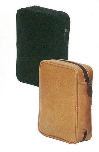 B2395 ジッパー付聖書カバー大型判〈キャメル〉の商品画像
