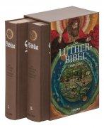 ドイツ語旧新約聖書続編付<br>ルター訳<br>Die Luther-Bibel von 1534の商品画像