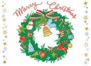S300-64<br>聖句入りクリスマスカードの商品画像