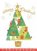 S300-63<br>聖句入りクリスマスカードの商品画像