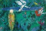 �楽園を追放されるアダムとエバ<br>アートバイブル額装絵画シリーズの商品画像