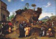 �ヨセフの生涯<br>アートバイブル額装絵画シリーズの商品画像