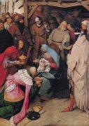 �三博士の礼拝<br>アートバイブル額装絵画シリーズの商品画像