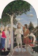21 キリストの洗礼<br>アートバイブル額装絵画シリーズの商品画像