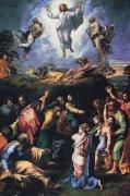 28 キリストの変容<br>アートバイブル額装絵画シリーズの商品画像
