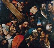 36 十字架を背負うキリスト<br>アートバイブル額装絵画シリーズの商品画像