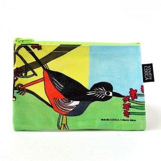 ミニポーチ(鳥)