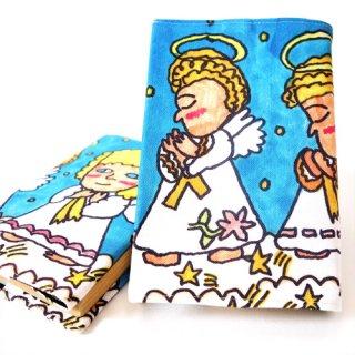 ブックカバー piro -angel-