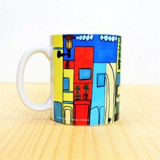 マグカップ takao mizuno/昔のおもかげがのこっているヨーロッパの街並み