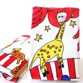 ブックカバー sanchan -circus-