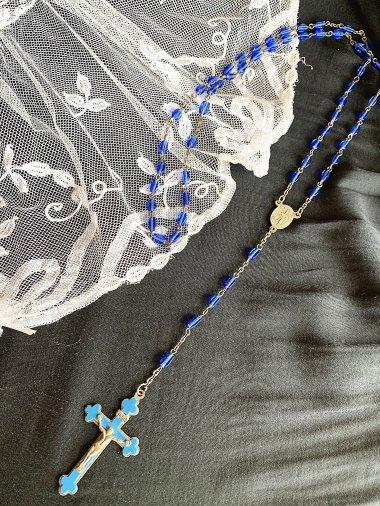 Vintage rosario necklace