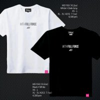 WITH FULL FORCE Tシャツ