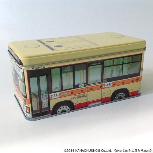 ハイブリッドバス・バス缶