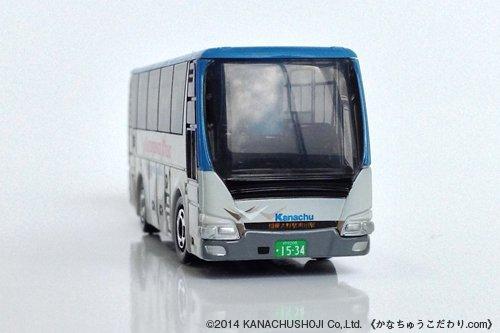 トミカ神奈中バス模型:前