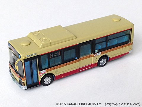 ザ・バスコレクション80 神奈川中央交通オリジナル