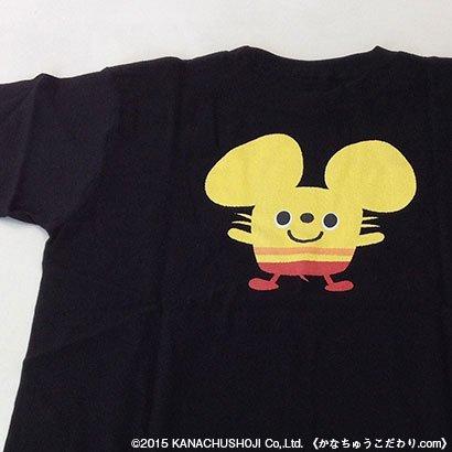 かなみんTシャツ[黒]