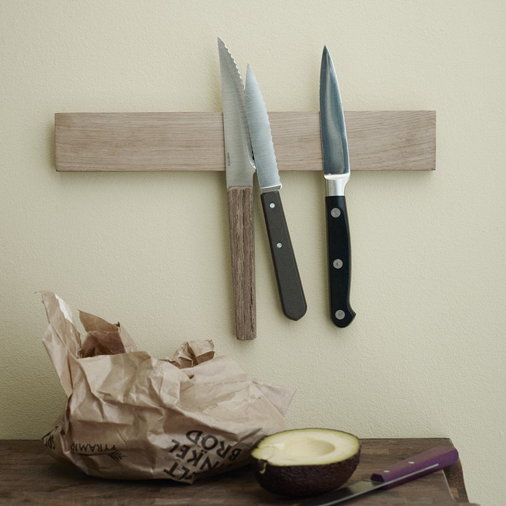 美しくナイフを収納したい方必見! Hang it ナイフホルダー