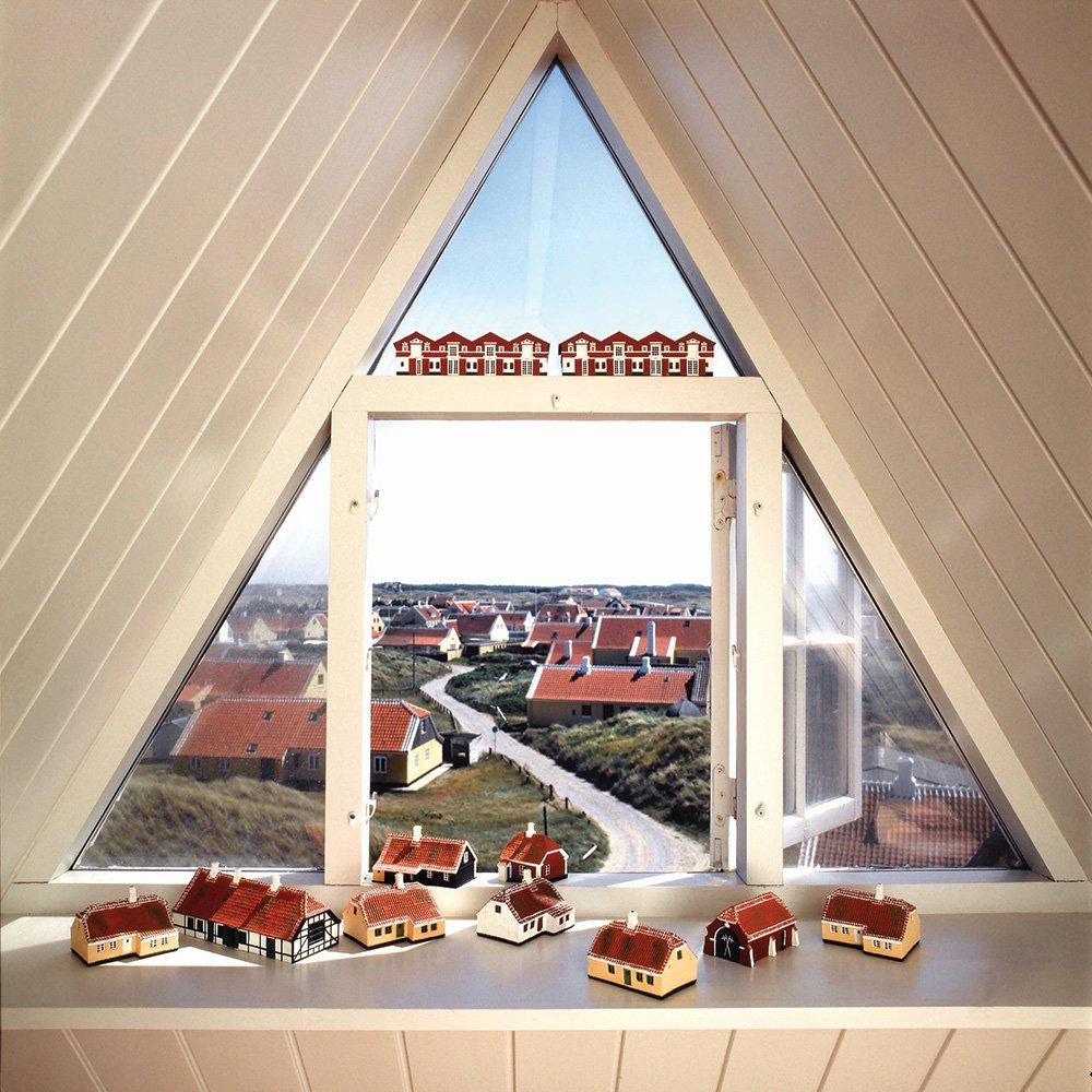 H.C.アンデルセンの生家 (1:150)