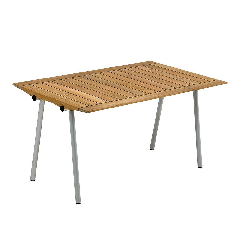 美しいチーク  しかもスタイリッシュな Ocean テーブル 142 (チーク)
