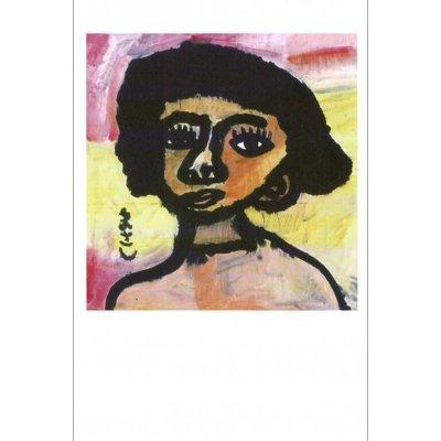 ポストカード<br>「裸の女の人」