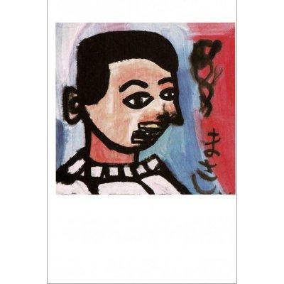 ポストカード<br>「男の人」