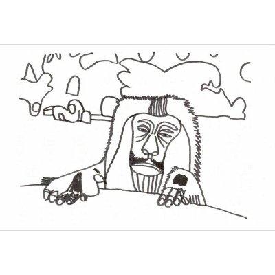 ポストカード<br>「ヨナワールド119」