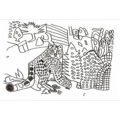 ポストカード<br>「ヨナワールド180」