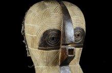 ソンゲ族 フクロウを模したキフェべマスク