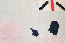 ファンテ族 アサフォの旗