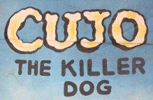 ガーナ映画オリジナルポスター「CUJO」