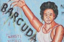 Nollywood映画 「BARCUDA」ポスター