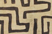 クバ族 迷路の布