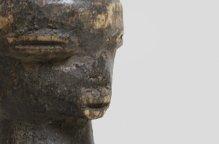 ロビ族 黒いバティバ像