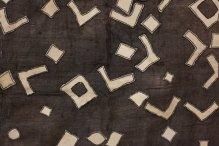 クバ族 夜に漂う記号の布