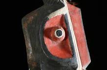 バウレ族 ゴリ・グリンと呼ばれるマスク