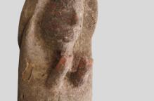 ヌヌマ族 土着のマリア像