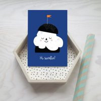 HI SWEETIE / GREETING CARDS