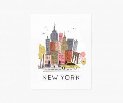 ニューヨークシティ・M